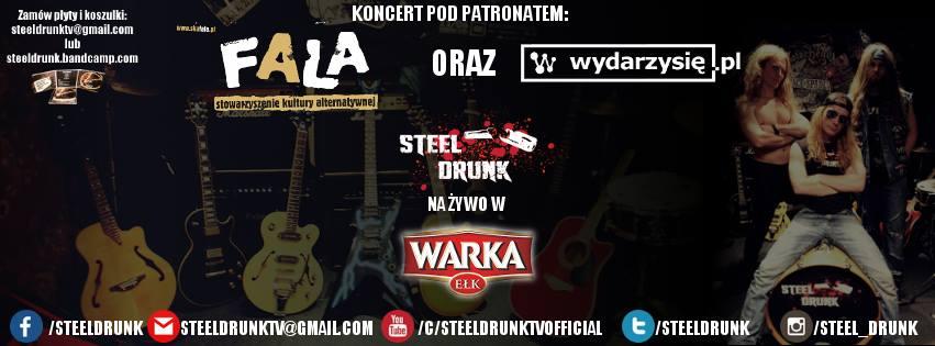 steel-drunk